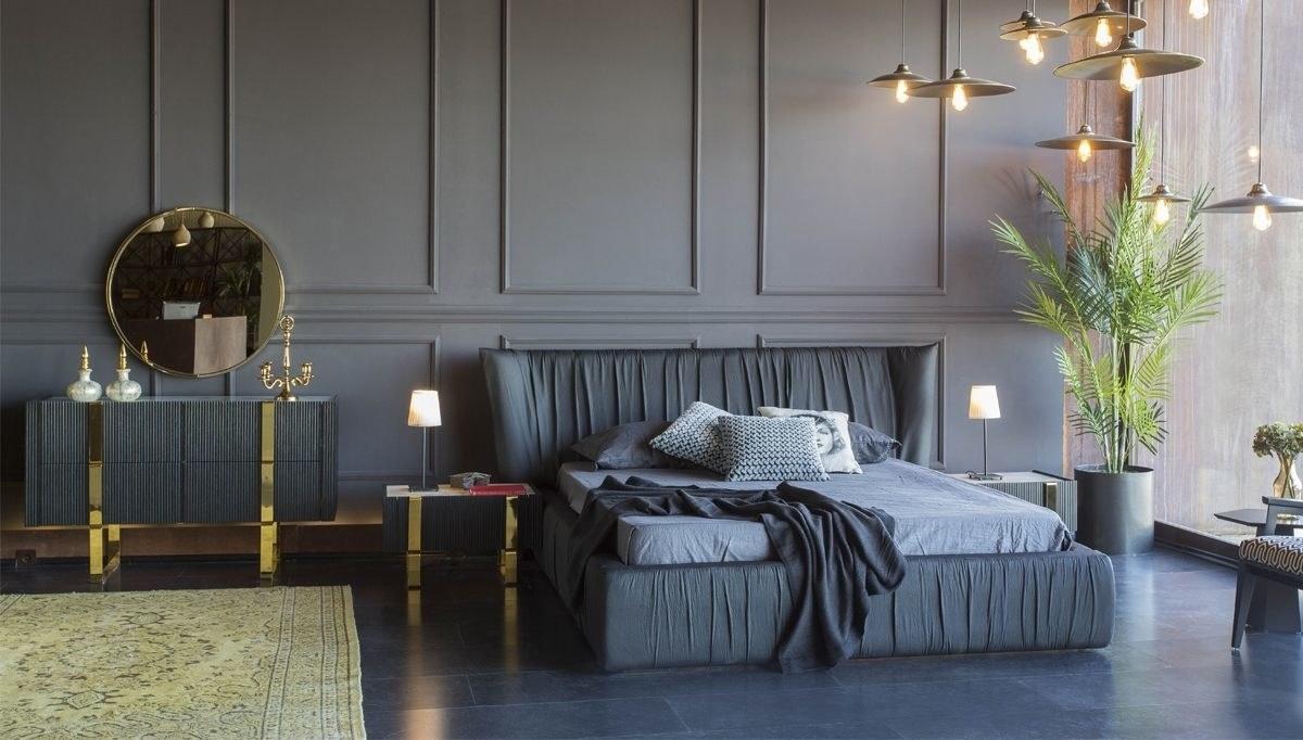 Lüks Nişantaşı Lüks Yatak Odası
