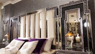 Lüks Nişava Klasik Yatak Odası - Thumbnail