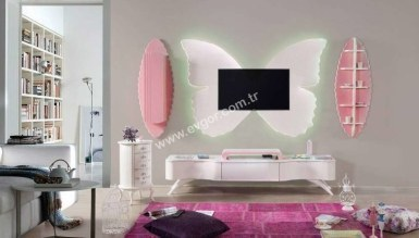 Lüks Nitro Modüler TV Ünitesi - Thumbnail