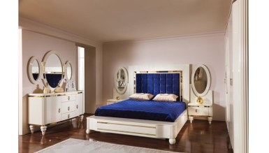 543 - Lüks Nobel Klasik Yatak Odası