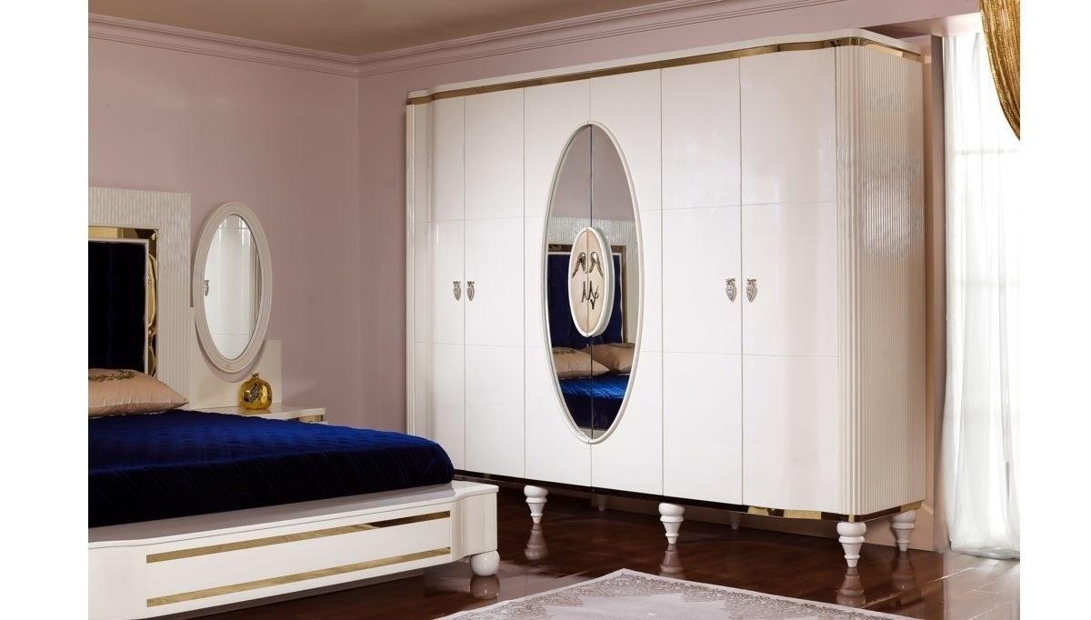 Lüks Nobel Klasik Yatak Odası