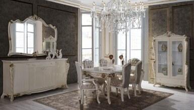794 - Lüks Nogay Klasik Yemek Odası