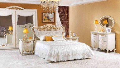566 - Lüks Nova Klasik Yatak Odası