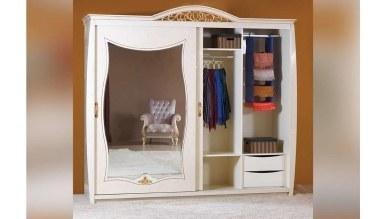 Lüks Nova Klasik Yatak Odası - Thumbnail