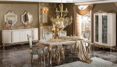 770 - Lüks Oktav Klasik Yemek Odası