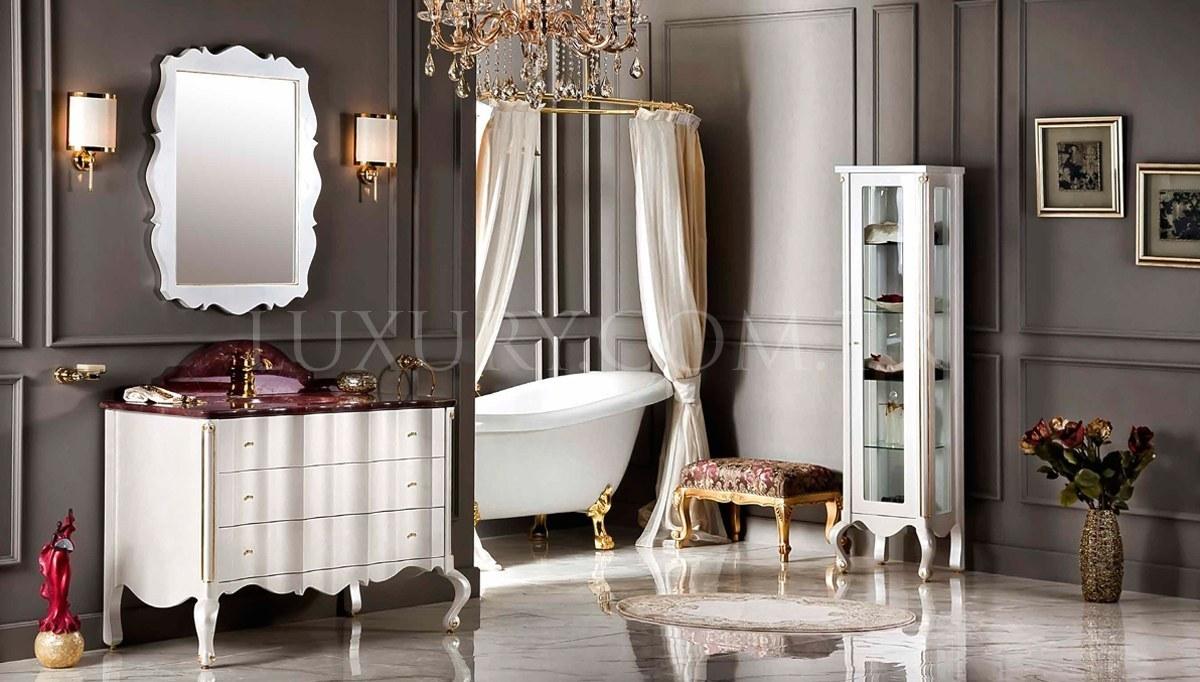 Lüks Olera Klasik Banyo Takımı