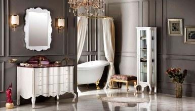 Lüks Olera Klasik Banyo Takımı - Thumbnail