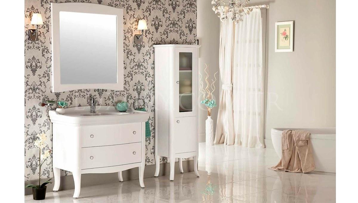 Lüks Oliman Klasik Banyo Takımı