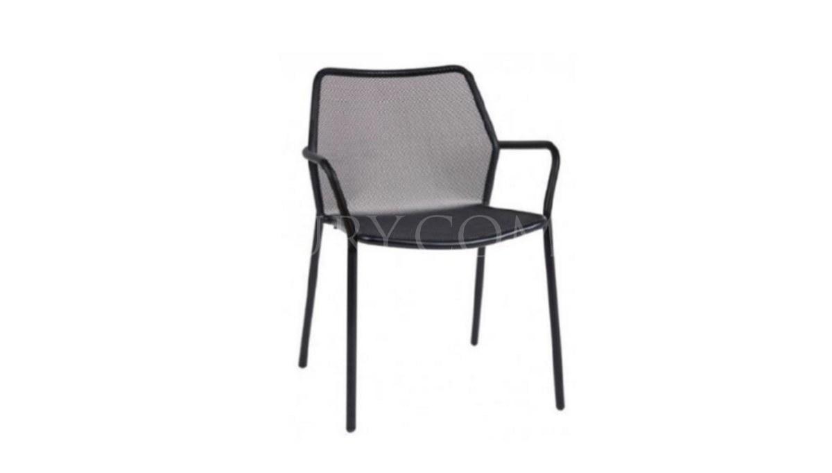 Lüks Orena Metal Ayaklı Sandalye