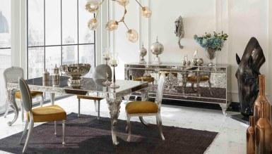 768 - Lüks Oscares Art Deco Yemek Odası