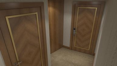Lüks Oslonas Otel Odası - Thumbnail