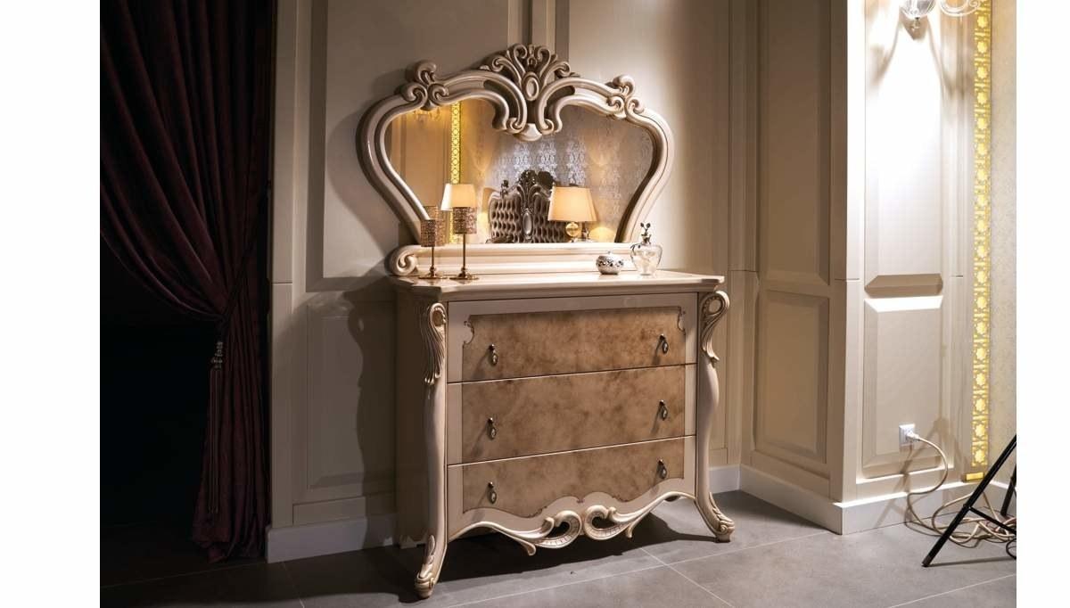 Lüks Osmangazi Klasik Yatak Odası
