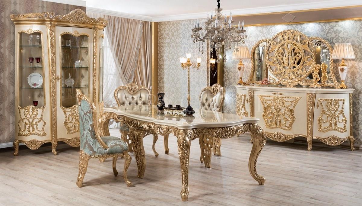Lüks Osmanlı Klasik Yemek Odası