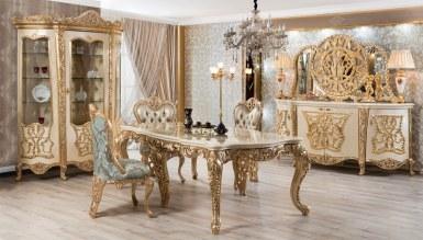 1025 - Lüks Osmanlı Klasik Yemek Odası