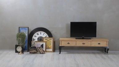 948 - Lüks Otaman Ahşap TV Ünitesi