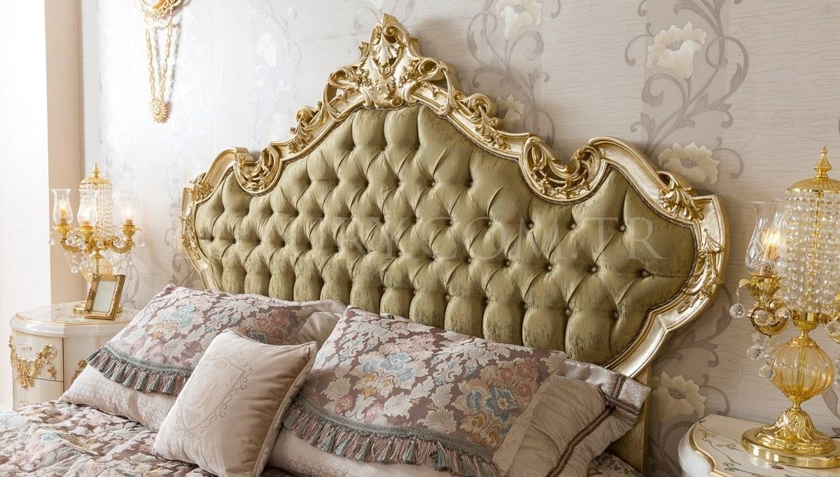 Lüks Ottoman Klasik Yatak Odası