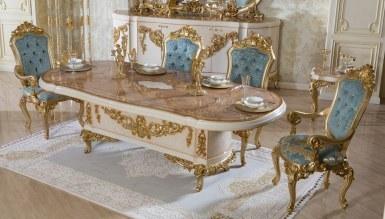 Lüks Ottoman Klasik Yemek Odası - Thumbnail