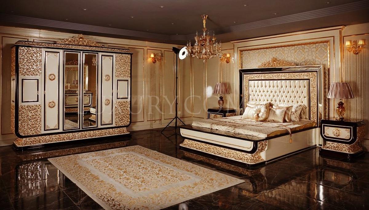 Lüks Oxford Klasik Yatak Odası
