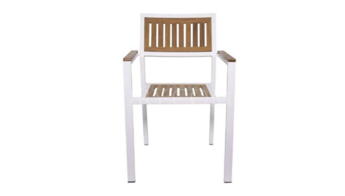 Lüks Ozbi Metal Ayaklı Sandalye