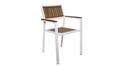 Lüks Ozbi Metal Ayaklı Sandalye - Thumbnail