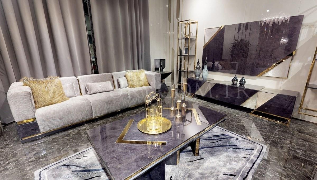 Lüks Pablona Luxury Koltuk Takımı