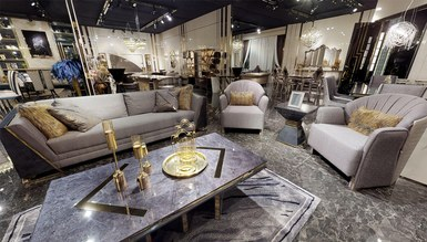 Lüks Pablona Luxury Koltuk Takımı - Thumbnail