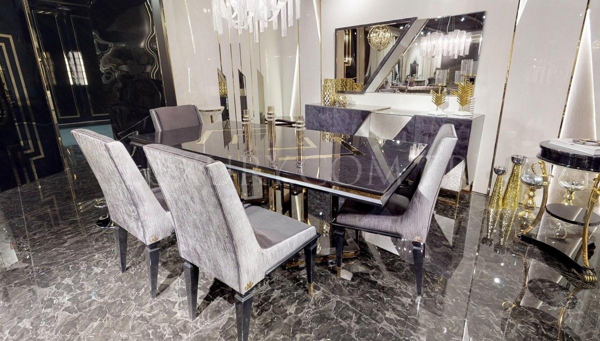 Lüks Pablona Luxury Yemek Odası