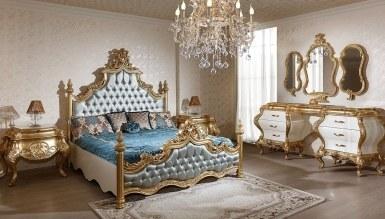 865 - Padişah Altın Varaklı Yatak Odası