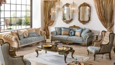 Lux Padise Living Room