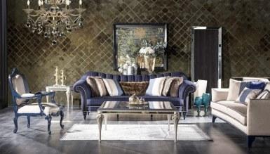 931 - Lüks Palazza Art Deco Koltuk Takımı