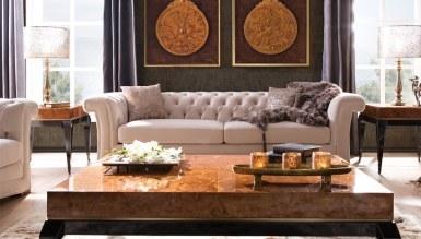 Lüks Palazzo Luxury Koltuk Takımı - Thumbnail