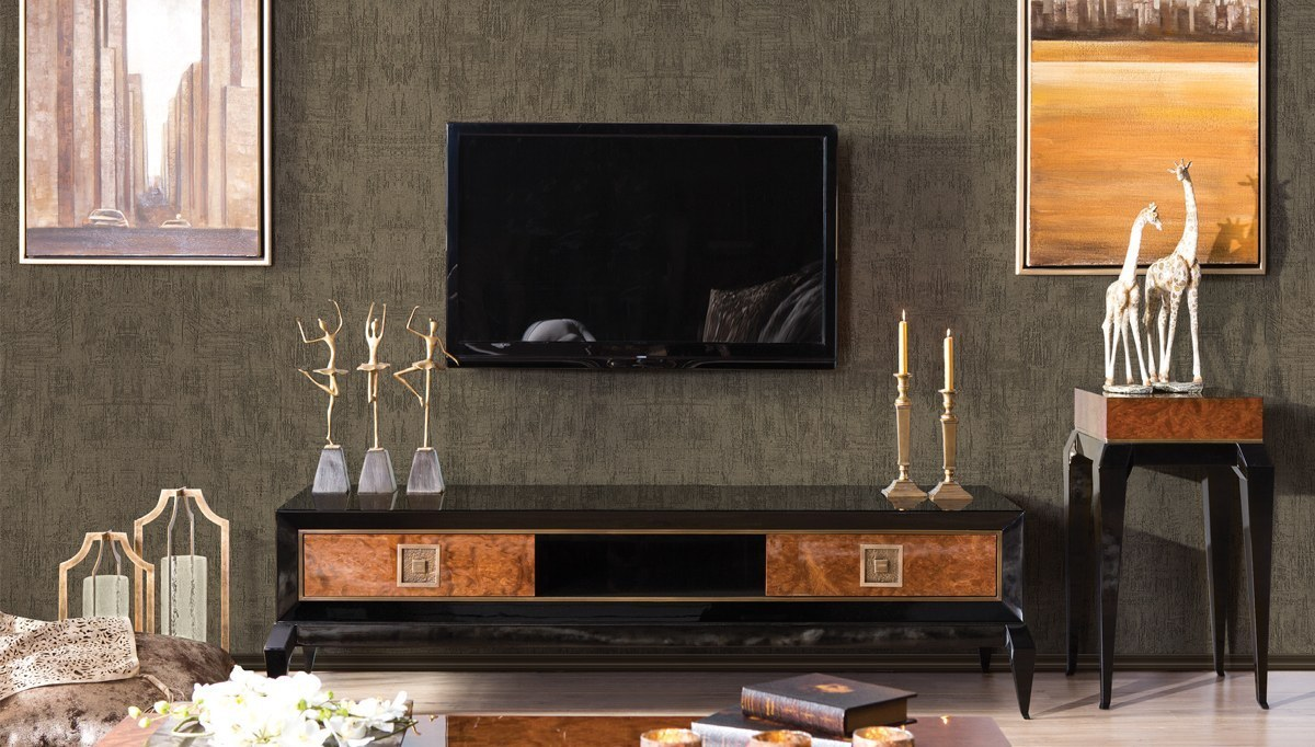 Lüks Palazzo Luxury TV Ünitesi