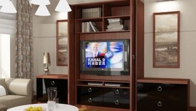 Lüks Palmira TV Ünitesi