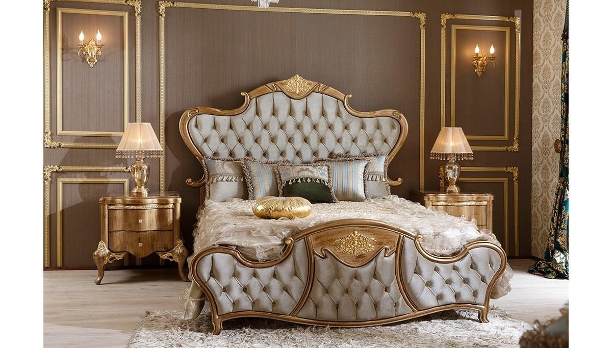 Lüks Paltini Klasik Yatak Odası