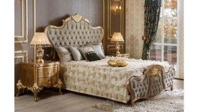 Lüks Paltini Klasik Yatak Odası - Thumbnail