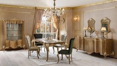 959 - Lüks Paltini Klasik Yemek Odası