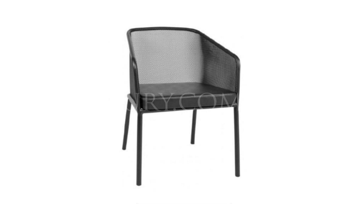 Lüks Panek Metal Ayaklı Sandalye