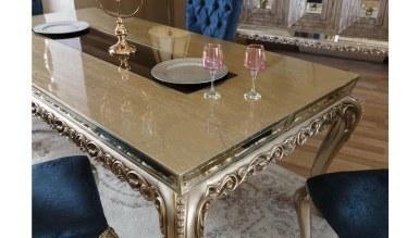 Lüks Panora Art Deco Yemek Odası - Thumbnail