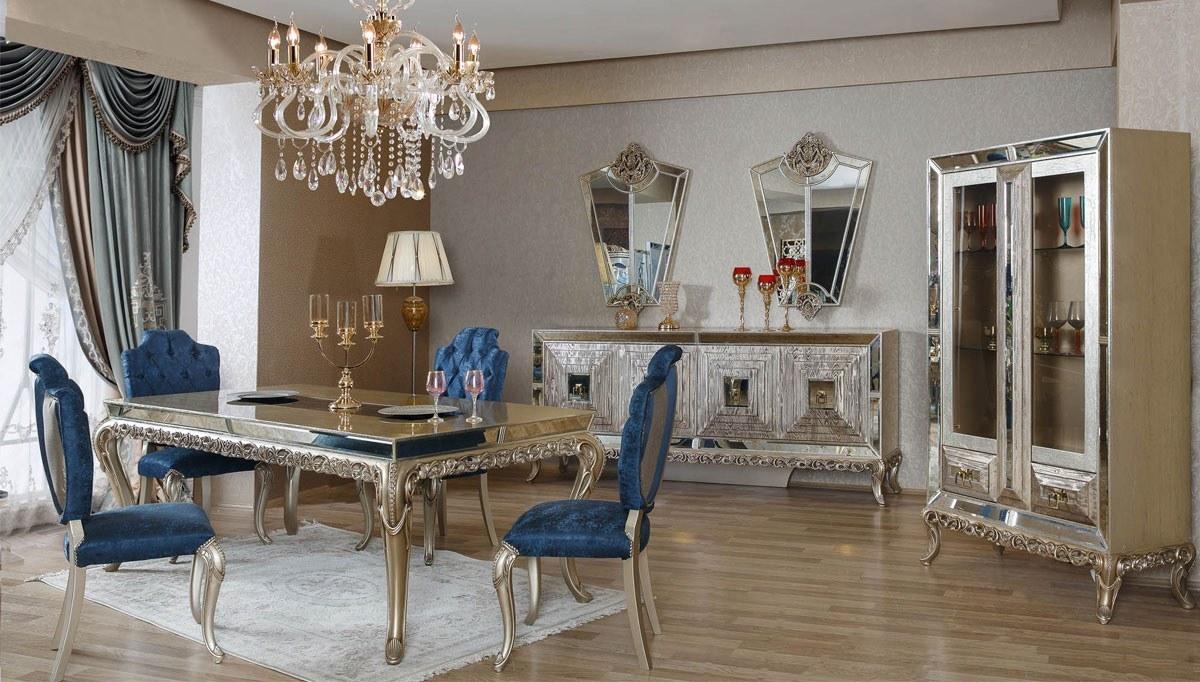 Lüks Panora Art Deco Yemek Odası