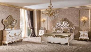 623 - Lüks Parselo Klasik Yatak Odası