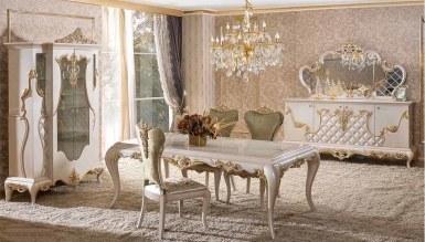 623 - Lüks Parselo Klasik Yemek Odası