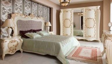 Lüks Paşa Klasik Yatak Odası - Thumbnail