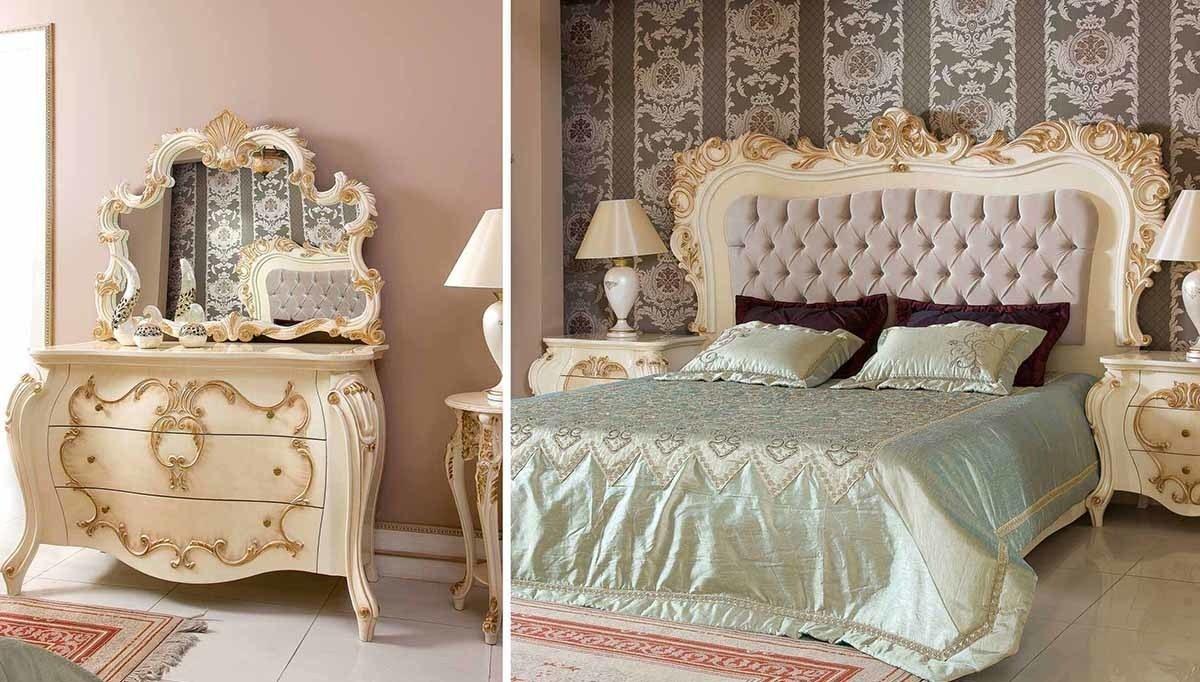 Lüks Paşa Klasik Yatak Odası