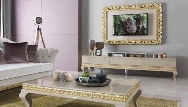 Lüks Passini Cappucino TV Ünitesi - Thumbnail