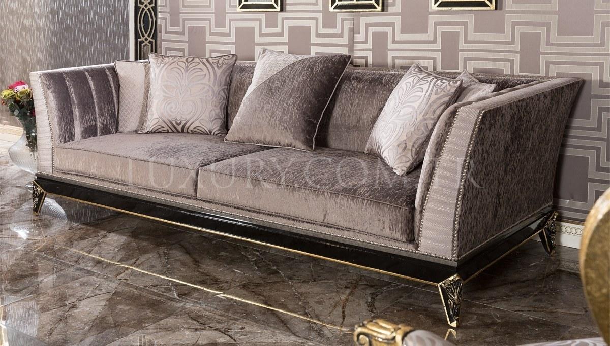 Lüks Patras Luxury Koltuk Takımı