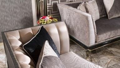 Lüks Patras Luxury Koltuk Takımı - Thumbnail
