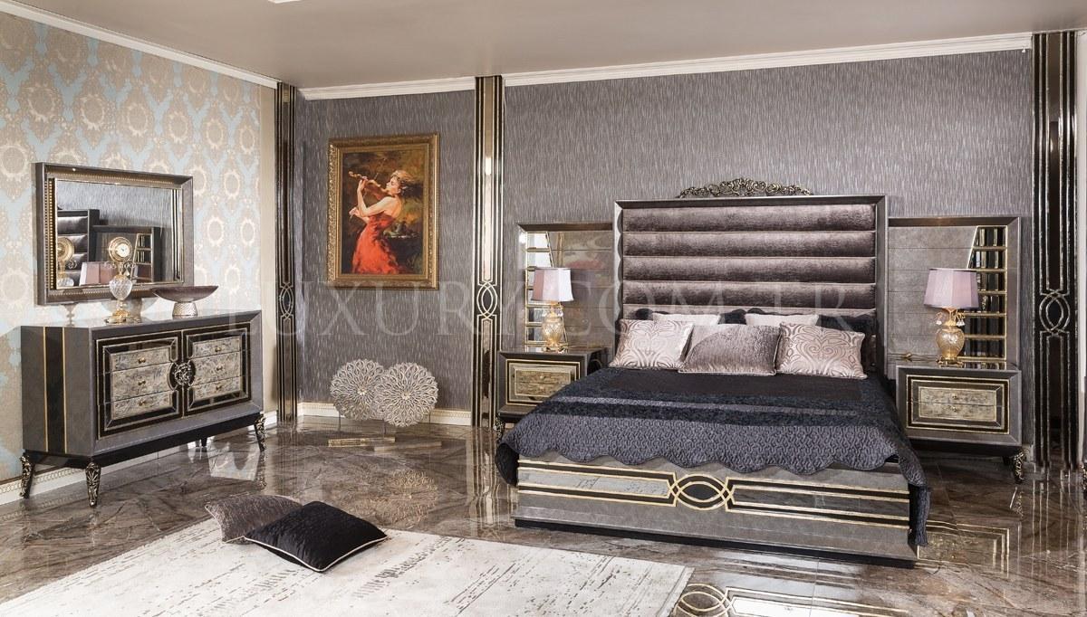 Lüks Patras Luxury Yatak Odası