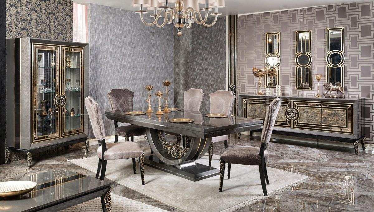Lüks Patras Luxury Yemek Odası