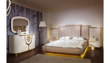 543 - Lüks Pemora Klasik Yatak Odası
