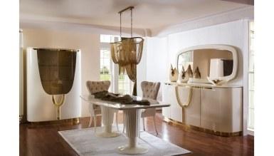 543 - Lüks Pemora Klasik Yemek Odası